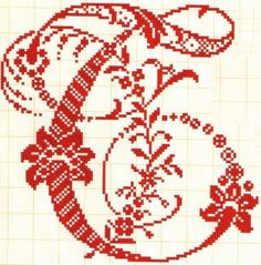T - Filomena Crochet e Outros Lavores: - Monogramas