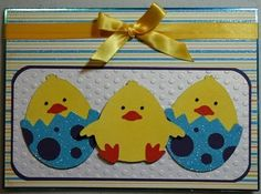 Craft with Bee: Simply Charmed  I want to make Easter cards!!!