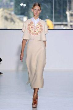 New York Fashion Week Delpozo primavera verano 2015 | telva.com