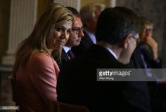 Queen Maxima of the Netherlands, Mexican Secretary of Finance and Public Credit Luis Videgaray Caso, and Bill Gates, co-chairman of the Bill & Melinda Gates Foundation, participate in a panel...