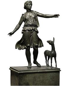 Early Roman statue of Goddess Artemis Walking Man, Roman Era, Damien Hirst, Diane, 1st Century, Most Expensive, Auction Items, Everyday Objects, Artemis
