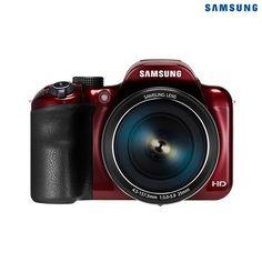 Samsung 16.2MP 35x Zoom Wi-Fi Smart Digital Camera & Accessories