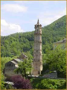 PHOTO de LA PORTA en castagniccia Corse
