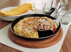 Confira esta receita de Omelete de liquidificador. É irresistível! As receitas são testadas e com foto. Clique e aproveite!