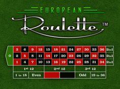 European Roulette by casinomedbonus  Lige eller ulige: Vælg om bolden lander på lige eller ulige.