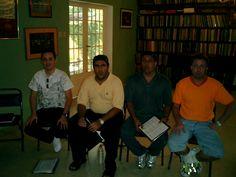 visita y taller en la Camerata de Caracas - La Sarabanda - 2003 - Antiguo ensamble Vocal Opencrom