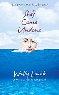 She's Come Undone by Wally Lamb:  From Chapter 3 I was on the brown plaid sofa, watching TV and scotch-taping my bangs to my forehead because Jeanette said that kept them from drying frizzy. Across the room on the Barcalounger, my mother was having her nervous breakdown. Ma sat hunched...