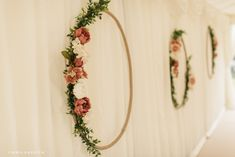 Another way to add a little colour to the walls of a marquee Marquee Decoration, Wedding Wall Decorations, Birthday Decorations, Flower Decorations, Marquee Hire, Marquee Wedding, Fall Wedding, Wedding Cake, Dream Wedding