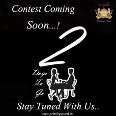 """"""" Best Memorable Dine Out """" - Photo Contest. 2 Days to Go. Stay Tuned with us & win exciting Prize....  :)  #contest"""