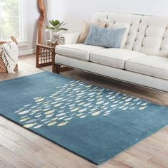 Best Coastal Area Rugs! Discover the top-rated beach themed rugs and coastal style rugs for your beach home. Whether you want a nautical rug, ocean rug, seashell rug, coral rug, or coastal rug, you will find it here. Beach Cottage Style, Beach Cottage Decor, Coastal Cottage, Coastal Style, Coastal Decor, Beach House, Coastal Homes, Coastal Furniture, Coastal Farmhouse