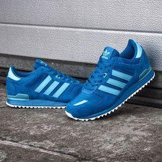 Adidas Originals ZX 700: Utility Blue