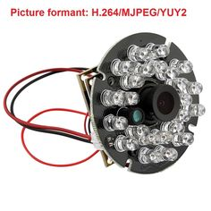 (31.68$)  Watch now - http://ai8lc.worlditems.win/all/product.php?id=32429370142 - 720P  HD OV9712 CMOS H.264 day& night vision IR infrared  usb camera module with MIC Microphone