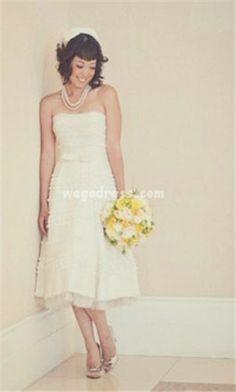 short wedding dress Girls Dream, Dress Ideas, One Shoulder Wedding Dress, Wedding Gowns, Dream Wedding, Wedding Inspiration, Coats, Dreams, Weddings