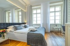Hotel Golden Star is located in Nerudova Street in the historical center only a few steps from the Prague Castle Gate; Decor, Furniture, Hotel, Castle Gate, Home Decor, Bed