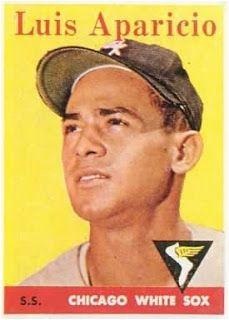 Luis Aparicio: 1956-1973, Rookie of the Year 1956, HOF 1984