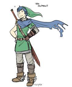 Fire Emblem   Zelda