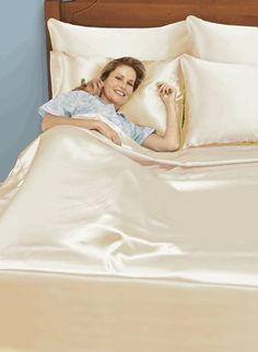 51 Best Satin Pillowcases Of Course Images In 2013