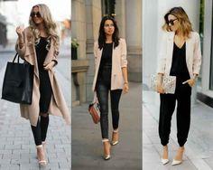 Черный цвет в одежде - признак элегантности и роскоши.