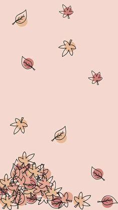 Cute Fall Wallpaper, Halloween Wallpaper Iphone, Cute Patterns Wallpaper, Cool Wallpaper, Lock Screen Wallpaper, Fall Wallpaper Tumblr, Trendy Wallpaper, October Wallpaper, Wallpaper Wallpapers