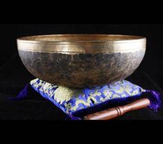 Klangschale Chaken ca.500 g Nepal