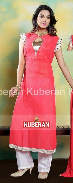 7891f06845 Pink Straight Cut Chudhidar  salwar  salwarsuit  onlineshopping  latest   fashion  indianwear