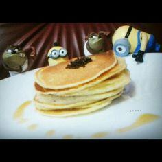 Minions pancake -baroes