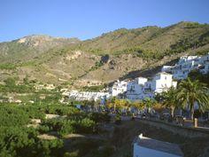 Las montañas de Frigiliana, Frigiliana, Malaga