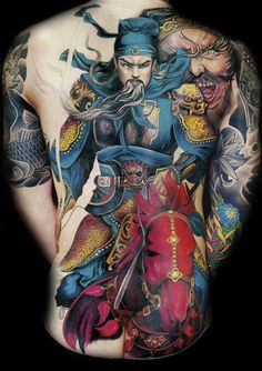 Discover the top 105 best full-body tattoo ideas for men including black/gray and full-color tattoos as well as designs featuring skulls, buddhas and more. Mens Body Tattoos, Body Art Tattoos, Sleeve Tattoos, Cool Back Tattoos, Tattoos For Guys, Incredible Tattoos, Beautiful Tattoos, Amazing Art, Awesome