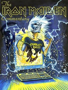 The best Iron Maiden fansite on this internet contraption!