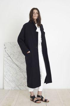 Apiece Apart FW15 | Oversized Vida Coat