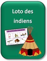 Lien loto des indiens