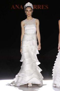 Simple Modern Wedding Gowns