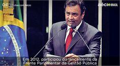 #AecioNeves participou do lançamento da Frente Parlamentar da Gestão Pública. #MudandoOBrasilComAecio http://120diascomaecio.tumblr.com/