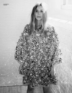 Elizabeth Olsen, Interview Magazine