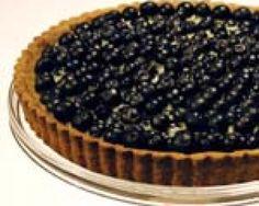 Get Blueberry Cream Tart Recipe from Food Network