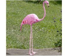 Dekoracja Flamingo, Różowy