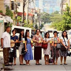 In the ministry in Makati, Philippines. http://MinistryIdeaz.com