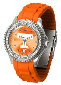 Tennessee Volunteers Sparkle Watch With Color Band