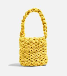 online shopping for Topshop Seattle Rope Tote Bag from top store. See new offer for Topshop Seattle Rope Tote Bag Asos, Topshop, Spring Bags, Textiles, Nautical Fashion, Fashion Colours, Pastel Fashion, Bead Crochet, Color Trends