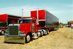 Custom Big Rig Truck Show - Chrome