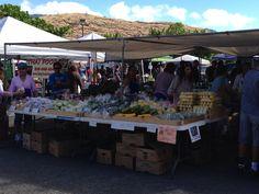Waianae Farmers market