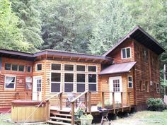 Cabin vacation rental in Ashford from VRBO.com! #vacation #rental #travel #vrbo