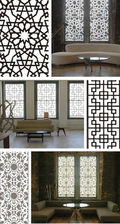 Different types of window grill designs will help to give our home a very fresh and also a fantastic way to enhance the security of our homes and also give a very stylish and sophisticated approach to our homes by using various versatile styles H Design, House Design, Design Elements, Pattern Design, Craft Robo, Window Bars, Window Grill Design, Decorative Screens, Interior Decorating