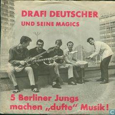 Drafi Deutscher and his Magics, 1964