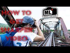 Take better VIDEOS. (Magic Lantern) - YouTube