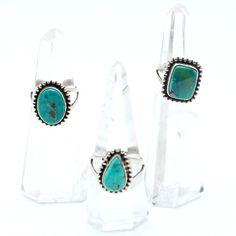 Grail Vintage Native American Ring- ChildofWild.com ($68.00)