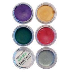 Natuurlijke schmink set Shiny vijf kleuren Elegant Minerals