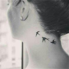 Signification et modèles Tatouages Oiseau - Site de photostatouages : Modèles et photos de tatouages !