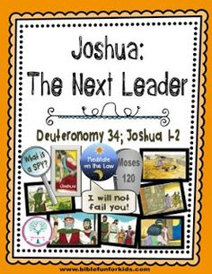 Joshua: The Next Leader