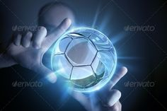 Realistic Graphic DOWNLOAD (.ai, .psd) :: http://sourcecodes.pro/pinterest-itmid-1006588840i.html ... Glassy Ball Projection ...  abstract, abstraction, ball, concept, fingers, football, glassy, hands, horizontal, light, men, projection, resize, shine, soccer, sport, technology, touch, touch technology, virtual  ... Realistic Photo Graphic Print Obejct Business Web Elements Illustration Design Templates ... DOWNLOAD :: http://sourcecodes.pro/pinterest-itmid-1006588840i.html